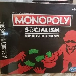 Monopoly Socialism Winning Is For Capitalists